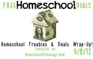 Homeschool Freebies & Deals
