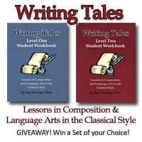 CLOSED Giveaway ~ Writing Tales Full Language Arts Curriculum!