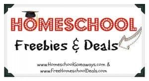 Homeschool Freebies & Deals