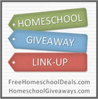 Weekly Homeschool Giveaways Link-Up
