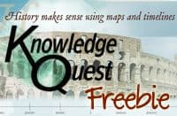 Free 1-Yr Geography Curriculum from Knowledge Quest