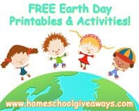 Earth Day Freebies and Activities
