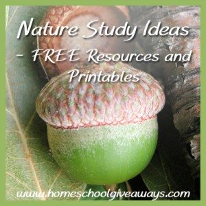 NatureStudyFreebies