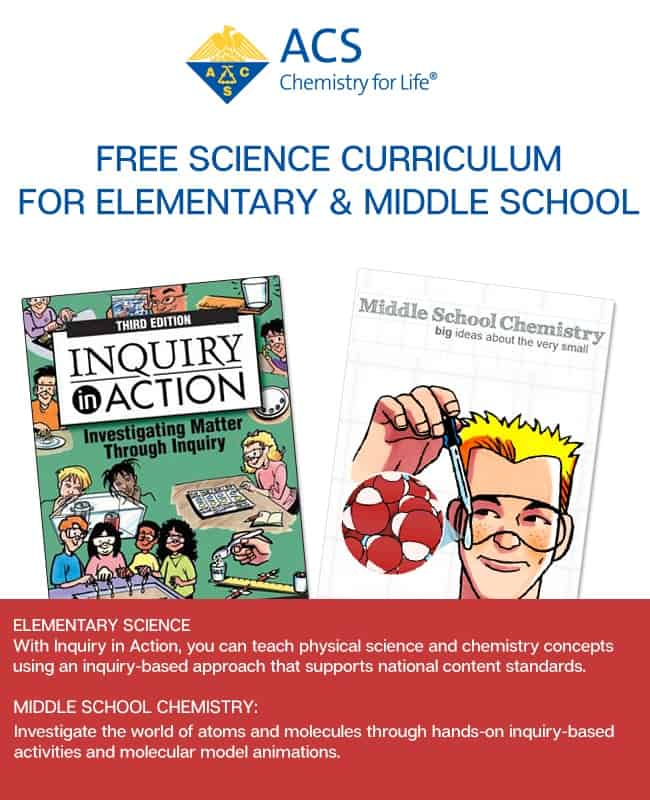 Elementary School Curriculum: FREE Science Curriculum: Elementary & Middle School