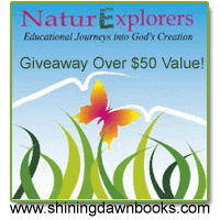 OVER Giveaway ~ NaturExplorers Bundles – Over $50 Value!