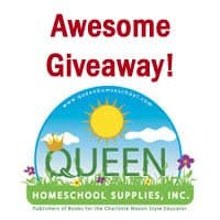New Giveaway ~ Language Lessons & Picture My Numbers by Queen Homeschool Supplies