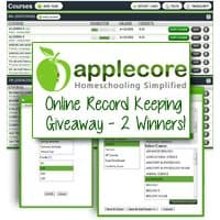 CLOSED Giveaway – Online Record Keeping System – 2 Winners $55 Value Each!