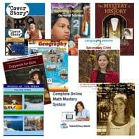 Curriculum Choices for 2013-2014 School Year