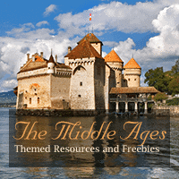 The Middle Ages Themed Resources and Freebies