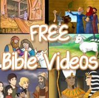 FREE Online Bible Videos for Kids