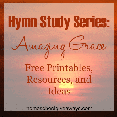 image relating to Amazing Grace Lyrics Printable named Hymn Investigation Collection: Unbelievable Grace Totally free Printables, Components