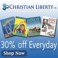 Featured Fridays: Our Favorites Revealed ~ Christian Liberty Press