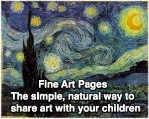 Fine Art Pages button large