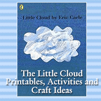 The Little Cloud Printables, Activities and Craft Ideas