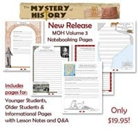 The Mystery of History New Release!