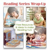 Reading Series 4 Week Wrap Up!