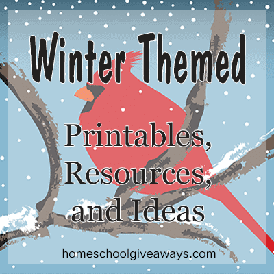 75 FREE Winter Themed Printables