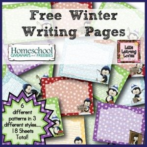 WinterWritingPages