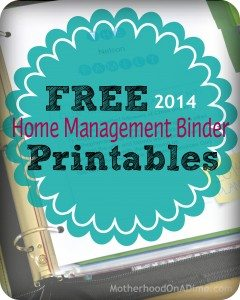 Free-Home-Management-Binder-Printables