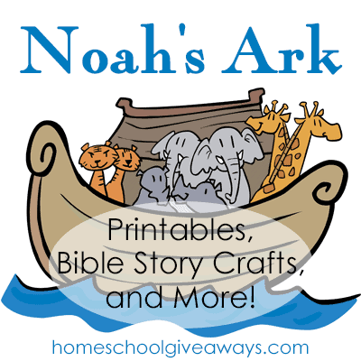 Printable Packs And Coloring Sheets Noahs Ark Pages With Bible Verse Tracing