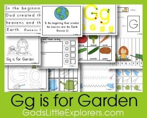 G-is-for-Garden