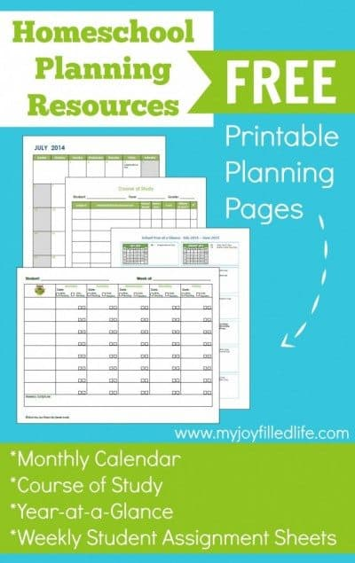 Inventive image throughout school planner printable