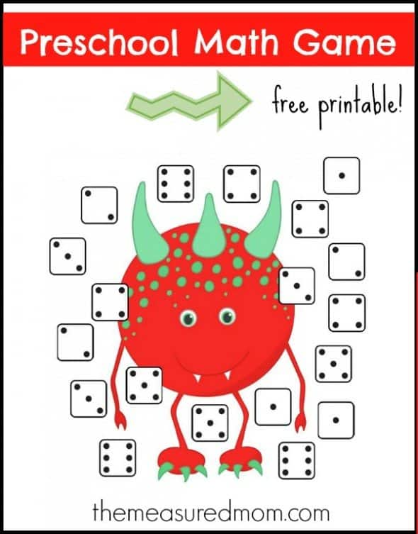 Ridiculous image with kindergarten math games printable