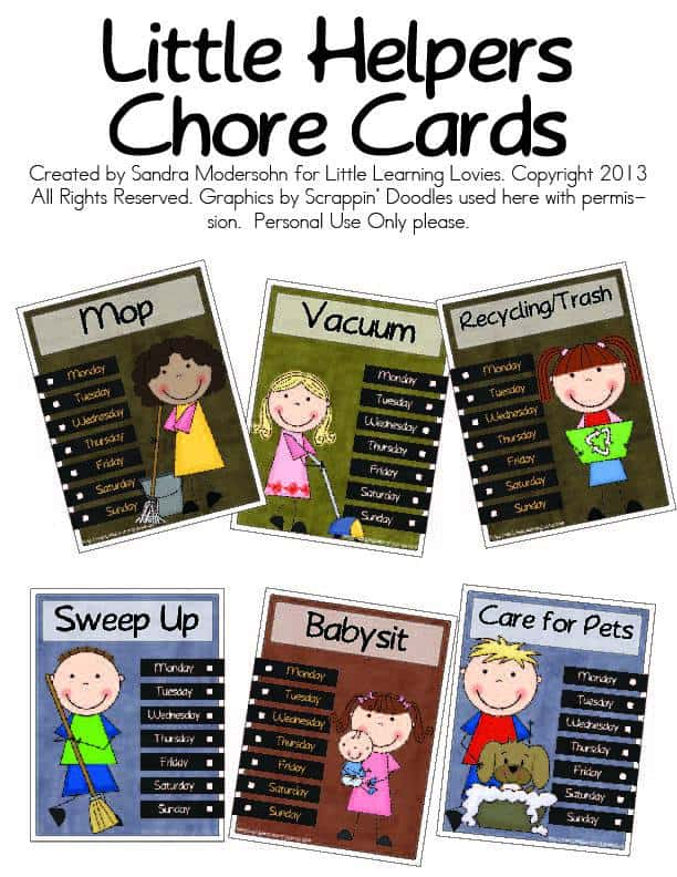 ChoreCards