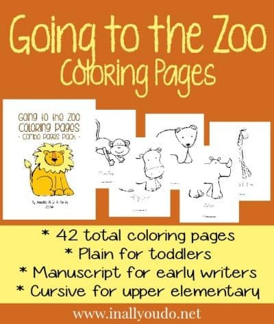 FREE-Going-to-the-Zoo-Coloring-Pages