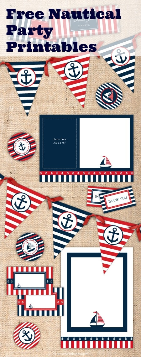 free-nautical-party-printables