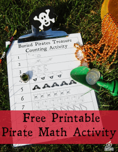 pirate-math-actvity