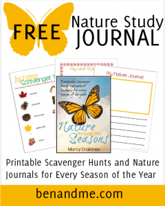 Free-Nature-Study-Journal