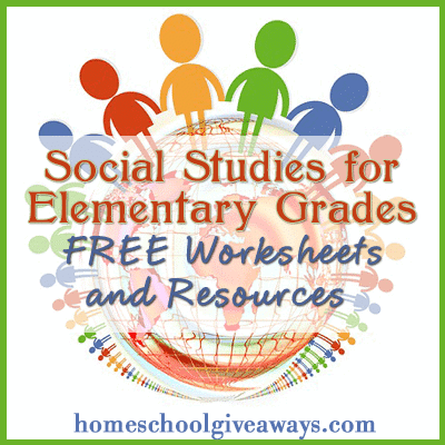 social studies for elementary grades free worksheets and resources
