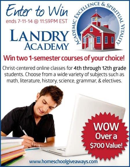landry-July-Giveaway