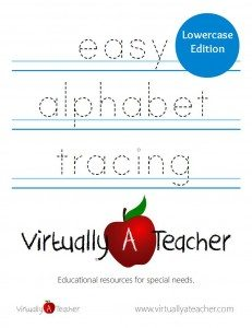 easy-alphabet-tracing