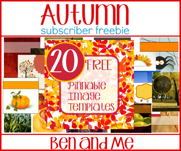 Autumn Subscriber Freebie 600x500