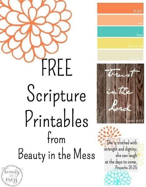 Scripture-Printables