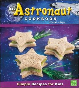 astronaut cookbook