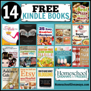 14 Free Kindle Books