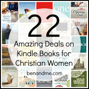 22 Amazing Deals on Kindle Books for Christian Women