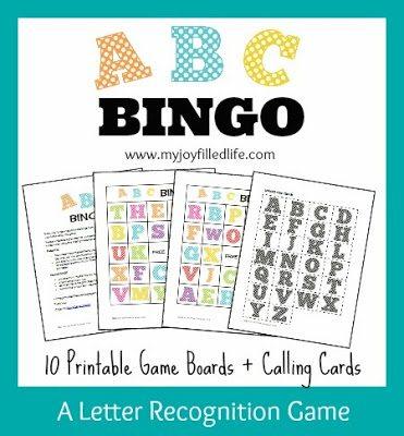 ABC Bingo graphic
