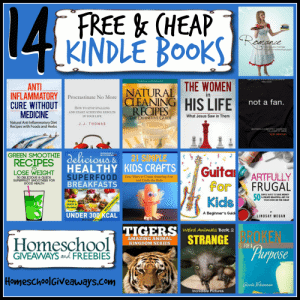 Free and Cheap Kindle Books Oct 9