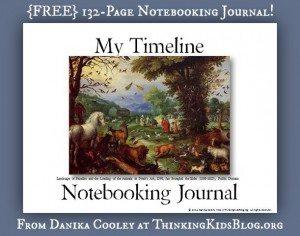 Freebie-132-Page-My-Timeline-Notebooking-Journal