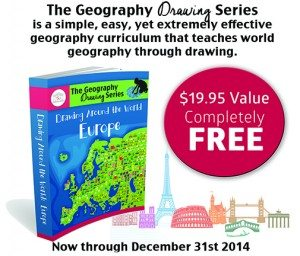 Draw Around the World: Europe