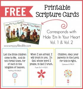 Hide Em in Your Heart Free Scripture Cards