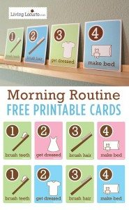 Kids-Morning-Routine-Free-Printables-Flash-Cards