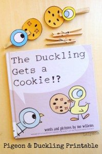 Mo-Willems-Duckling-Gets-a-Cookies-Activity-featuring-the-Pigeon-and-the-Duckling-Free-Printable-on-Lalymom.com_.-How-cute-is-this