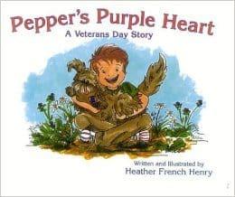 Pepper's Purple Heart