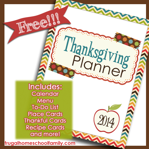 Thanksgiving-Planner