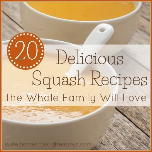 20 Delicious Squash Recipes the Whole Family Will Love